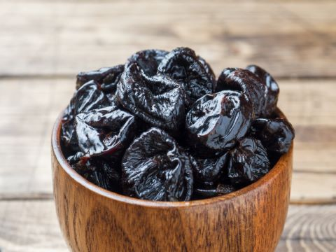 Dried plums (prunes)